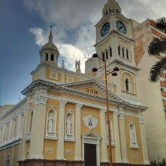 Photo taken at Catedral Metropolitana de Nossa Senhora da Ponte by 歩く眼です on 5/13/2012