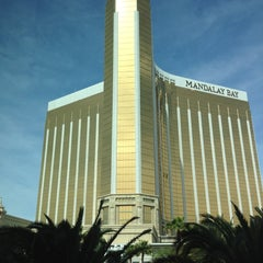 Photo taken at Delano Las Vegas by MURAT S. on 4/24/2012