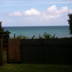 Photo taken at Paia Inn by Anna J. on 9/5/2012