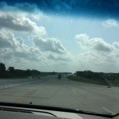 Photo taken at I-10 by G. Richard J. on 8/3/2012