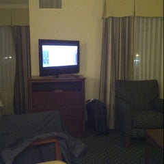 Photo taken at Residence Inn Beaumont by Amanda on 11/4/2011
