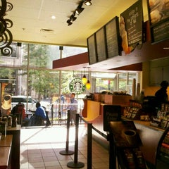 Photo taken at Starbucks by Jess J. on 10/23/2011