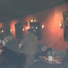 Photo taken at Art Bar by Kelley on 1/26/2012