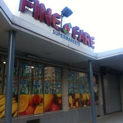 Photo taken at Fine Fare by Marc Z. on 11/19/2011