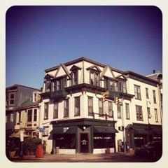 Photo taken at Roxy's Cafe by David F. on 4/25/2012