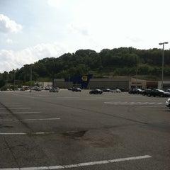 Photo taken at North Hills Village Parking Lot by Samantha L. on 8/16/2012