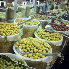 Photo taken at Fairway Market by Mike S. on 1/27/2012