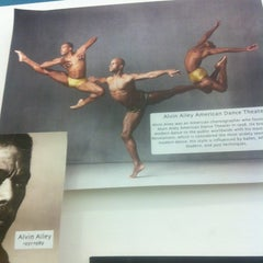 Photo taken at Peridance Capezio Center by Sashulya M. on 9/6/2012