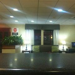 Photo taken at Holiday Inn Express Langhorne-Oxford Valley by Karen D. on 1/6/2012