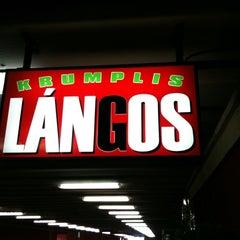 Photo taken at Lángosos by David H. on 8/23/2011