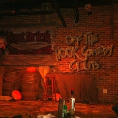 Photo taken at Off The Hook Comedy Club by Clinton W. on 7/30/2011