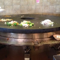 Photo taken at BD's Mongolian Grill by Cody A. on 7/19/2012