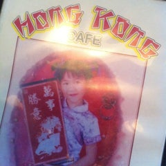 Photo taken at Hong Kong Café by Melanie R. on 5/22/2011