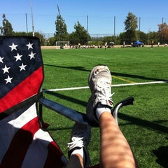 Photo taken at Laguna Niguel Skate Park (and Soccer field) by Anna M. on 8/6/2011