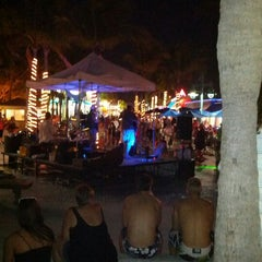 Photo taken at Times Square Ft Myers Beach by Melissa M. on 3/24/2012