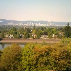 Photo taken at Mt. Tabor Park by Albert D. on 9/11/2011