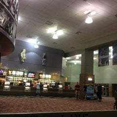Photo taken at Regal Cinemas Clarksville 16 by Christopher H. on 5/12/2012