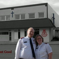 Photo taken at The Salvation Army Church by Philip H. on 6/10/2012