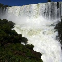 Photo taken at Parque Nacional de Iguazú by ritope c. on 3/5/2012