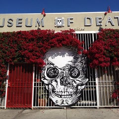 Photo taken at Museum of Death by Mark D. on 3/4/2012