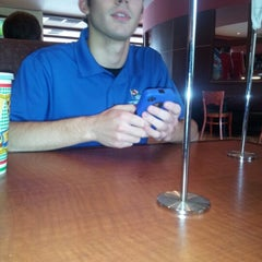 Photo taken at Three Brothers Italian Restaurant by Blair P. on 8/1/2012