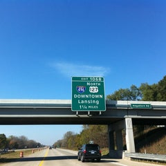 Photo taken at I-96 by John W. on 10/23/2011