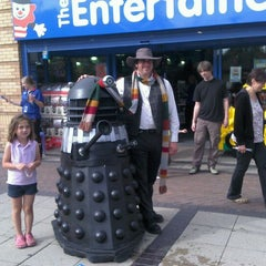 Photo taken at Yate Shopping Centre by Sally B. on 8/20/2011