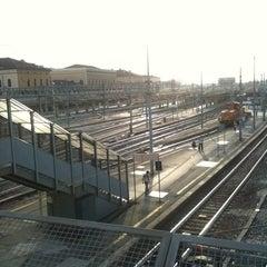 Photo taken at Ponte di Galliera by Sam L. on 9/2/2011