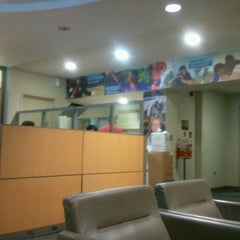 Photo taken at Banco Popular, Altamira Center by Jose M. on 6/13/2012