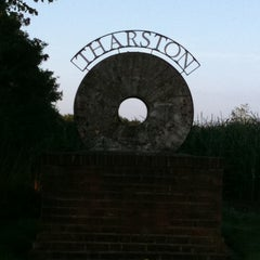 Photo taken at Tharston by Mark A. on 8/5/2011