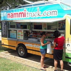 Photo taken at Nammi Truck by Mike D. on 8/30/2011