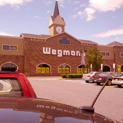 Photo taken at Wegmans by Rocco R. on 6/26/2012