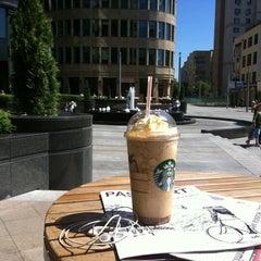 Photo taken at Starbucks by Ganesha P. on 6/12/2011