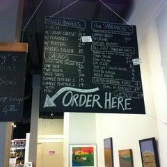 Photo taken at Kitzel's Crazy Delicious Delicatessen by Ashley M. on 1/16/2012