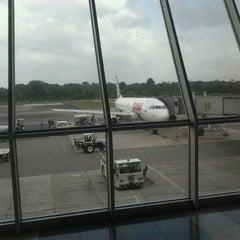 Photo taken at Aeroporto Internacional de Belém (BEL) by Rafael N. on 2/1/2012