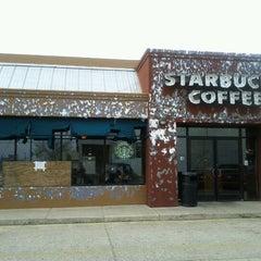 Photo taken at Starbucks by Felipe S. on 4/1/2012