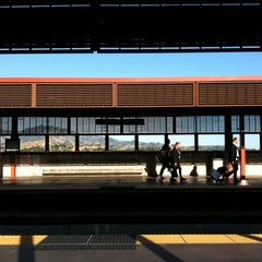 Photo taken at Walnut Creek BART Station by Trucy on 5/13/2011