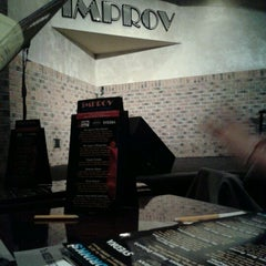 Photo taken at Palm Beach Improv by Julie on 9/2/2012