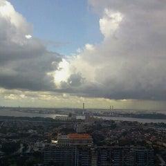 Photo taken at Selesa Hotel Johor Bahru by Eye R. on 11/20/2011