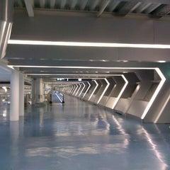 Photo taken at Aeroporto Francisco Sá Carneiro (OPO) by Paolo P. on 10/30/2011