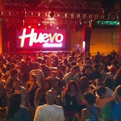 Photo taken at El Huevo by Manuel U. on 2/9/2012