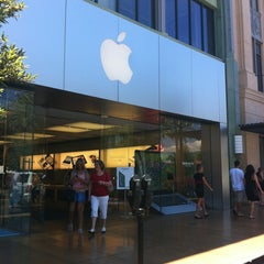 Photo taken at Apple Store, Town Square by Wally S. on 7/7/2012