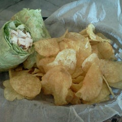 Photo taken at Highlands Cafe by P.J. Z. on 1/20/2012