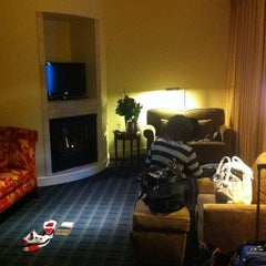 Photo taken at Casa Madrona Hotel And Spa by Tristan on 7/22/2011