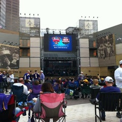 Photo taken at Champions Square by Bobby W. on 12/3/2011