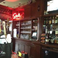 Photo taken at Park Street Tavern by Teresa C. on 7/15/2012