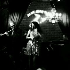 Photo taken at Blue Jean Blues Jazz Club by Jordan V. on 12/21/2011