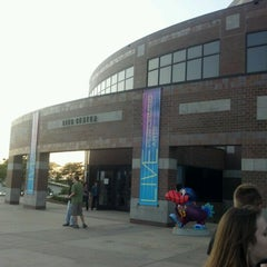 Photo taken at Lied Center by Bob S. on 9/24/2011