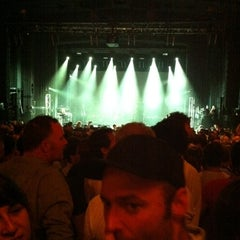 Photo taken at Enmore Theatre by Damian D. on 1/8/2011
