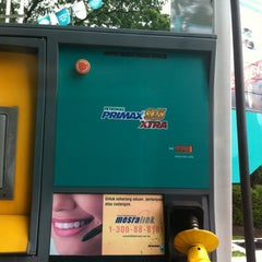Photo taken at PETRONAS Station by Zaharin A. on 10/17/2011